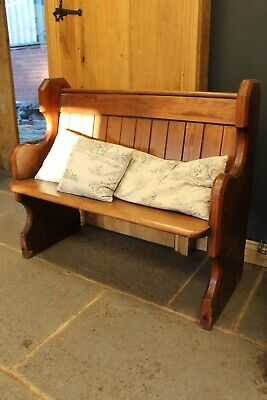 Church Pew Bench (Holy Spirit)