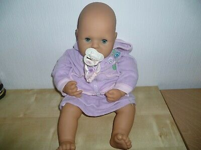 Baby Annabell Interactive Doll 2002