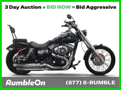 2011 Harley-Davidson FXDWG DYNA WIDE GLIDE CALL (877) 8-RUMBLE 2011 Harley-Davidson FXDWG DYNA WIDE GLIDE CALL (877) 8-RUMBLE Used