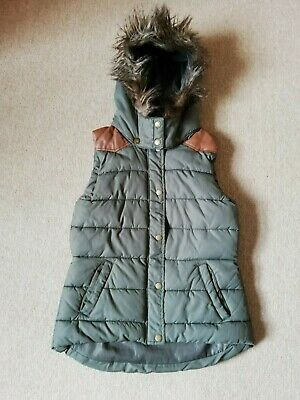 Immaculate Girls H&M Gilet Age 12/13 Years