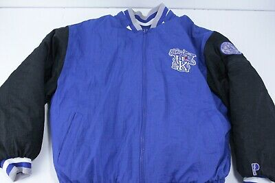 Pro Player University of Kentucky Wildcats UK BBN Reversible Coat Jacket Sz L