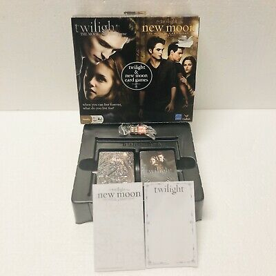 Twilight And New Moon Card Games