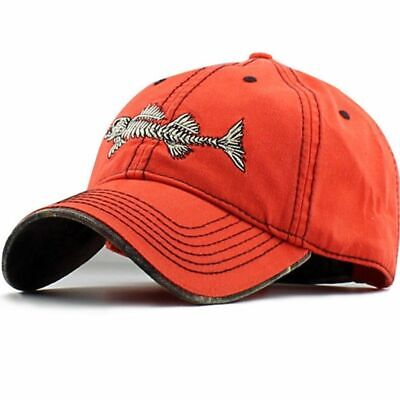 AKIZON Fishing Mens Hats - Baseball Cap Fishing Hat Cotton - Mens Adjustable Cap