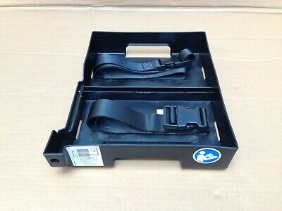 Pride Quantum 600 Battery Tray & Secure Straps - Electric Wheelchair Powerchair
