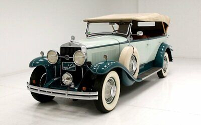 1930 Other Makes  1930 LaSalle Phaeton 59K original Miles/340ci L-Head V8/Leather/Room For 7