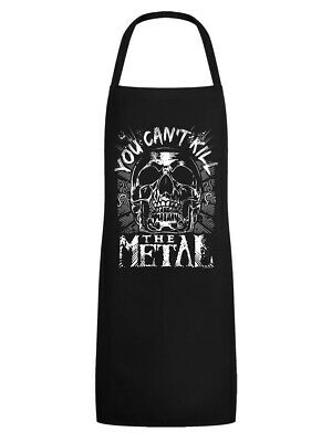 Apron You Can't Kill The Metal Black