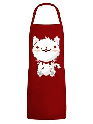 Apron Rock Kitty Red