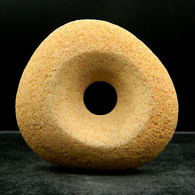 NEOLITHIC * Quartzite WEIGHT - 9.1 cm the largest external width - SAHARA