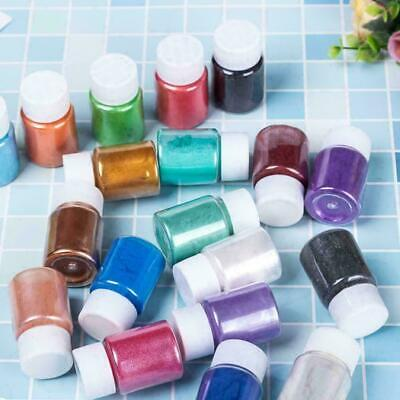 Cosmetic Grade Natural Mica Powder Pigment Soap Candle Colorant To B7B0 Dye D5D1
