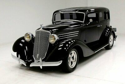 1935 Other Makes RestoMod 1935 Graham Model 73 350ci V8 Crate Engine/Leather Interior/Beautiful Lines