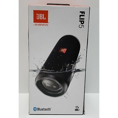 JBL Flip 5 Waterproof Portable Rechargeable Bluetooth Speaker