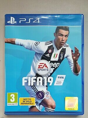 Fifa 19 PS4 -  Used