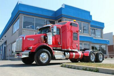 2014 Kenworth T800 (4) Available HEAVY HEAUL TRUCK