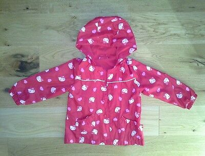 Girl's jacket 2-3 years HELLO KITTY