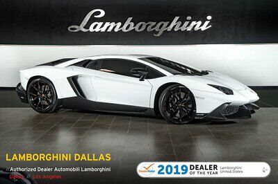 2014 Lamborghini Aventador LP720-4 Anniversary  NAV+RR CAM+HOMELINK+CARBON FIBER+DIONE FORGED WHLS+BRANDING+HEATED/POWER SEATS