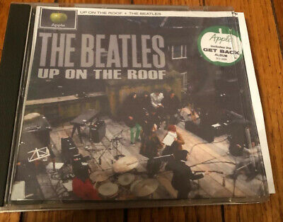 "The  Beatles ""Get Back Up On The Roof"" Import CD (Rare Let It Be Sessions)"