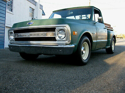 1969 Chevrolet C-10 Short Bed/StepSide NO RESERVE! 1-family Owned in N.C., 72k Miles! 355ci Engine! Must See & DRIVE!