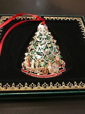 2008 White House Historical Association Christmas Ornament