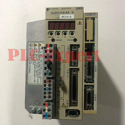 1PC Used Yaskawa SGDH-08AE-S tested Fully SGDH08AES Fast Delivery