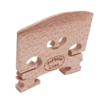 Violin Bridge Baroque Style Flame maple High quality 4/4 violin parts Wood Color