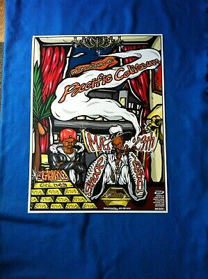 """Snoop Dogg - How The West Was Won Concert Tour Poster """"Rare"""""""