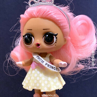 Real LOL Prom Princess Surprise Doll Hairgoals Makeover Series 5 WAVE 2 toy gift