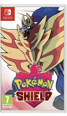 Nintendo switch pokemon  Shield Curry's Pc World NEW FREE FAST DELIVERY