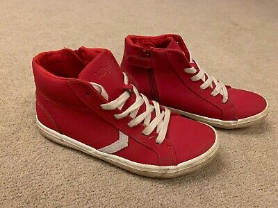 Girls Hi Tops Trainers Size 2