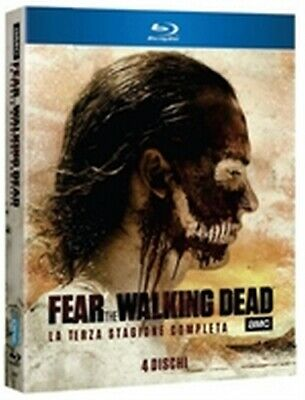Fear the Walking Dead - Stagione 3 (4 Blu-Ray) - ITALIANO ORIGINALE SIGILLATO -