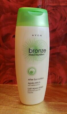 AVON   bronze      After Sun Lotion  mit Insektenschutz     200 ml    NEU