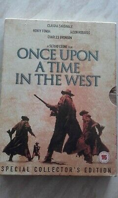 Once Upon A Time In The West (DVD, 2003, 2-Disc Set)