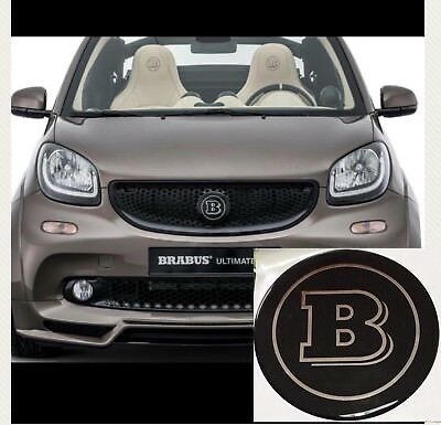 Smart Brabus 453 Stemma Mascherina Anteriore Ultimate