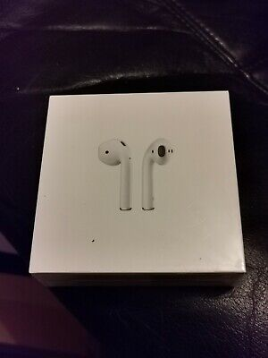 Apple AirPods 2nd Generation with Charge Case 2019 Brand New Unopened