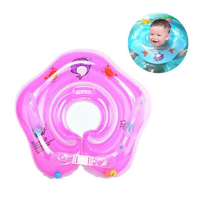 4 Colors Infant Bath Baby Swimming Ring for 0-18 Months Learning Swimming Float