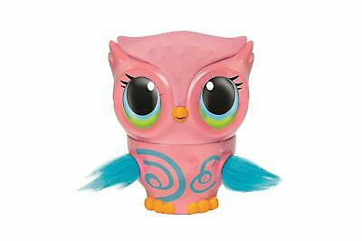 Owleez Flying Baby Owl Interactive Toy - Pink #owleez #flyingowl