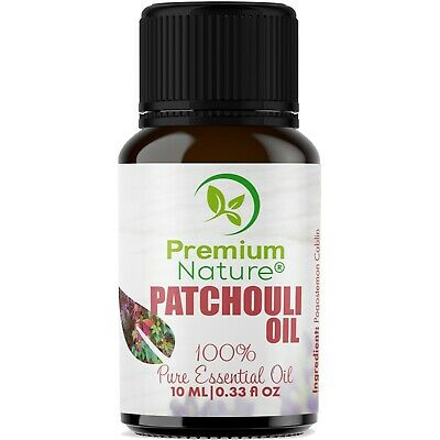 Patchouli Aromatherapy Essential Oil Pure Natural Therapeutic Grade DIY Oil