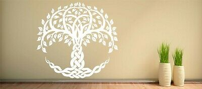 Tree Of Life sticker wall Mural Home Decor room office Art