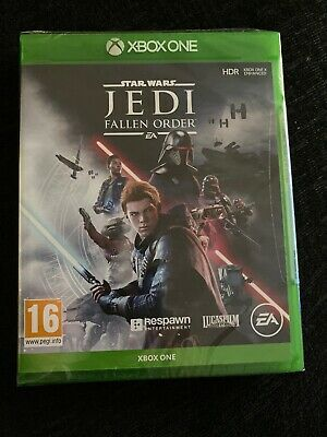 Star Wars Jedi Fallen Order (Xbox One)  BRAND NEW AND SEALED - QUICK DISPATCH