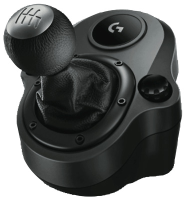 NEW Logitech 2982925 Driving Force Shifter
