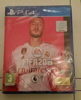 FIFA 20 for PS4 - Brand new & sealed