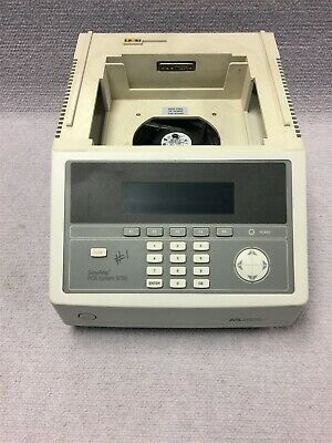 Applied Biosystems ABI GeneAmp PCR Thermal Cycler System 9700 Working -No Block-