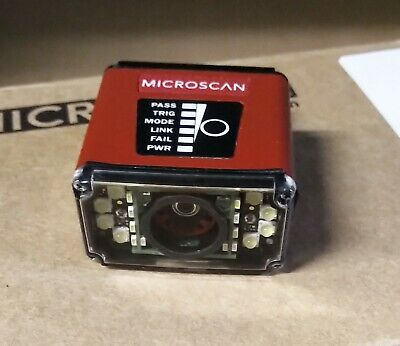 Microscan, 7412-1000-2003, Microhawk Id40 1D/2D Reader, Slightly Used Demo Unit