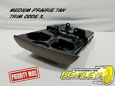 1997-2003 Grey Ford F150 XLT Ford EXPEDITION  Dash CUP Holder Cupholder WORKS !