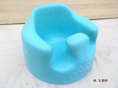 Blue Bumbo Baby Seat ,Non Slip Base,Very Clean Comfortable Booster