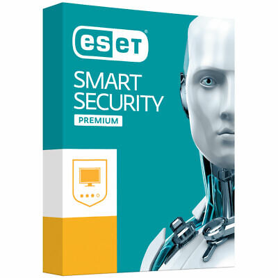 ESET Smart Security Premium 2020 02 PC 1 YEAR!  Cheapest at the market