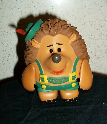 Disney/Pixar Mr. Pricklepants Hedgehog Figurine Toy Story Mattel VGUC 3.5""