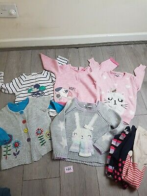 Girls winter clothes bundle 2-3 years