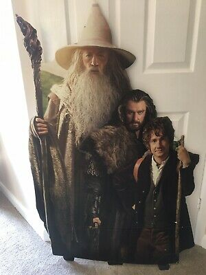 The Hobbit / Lord Of The Ring Cardboard Cut Out - Gandalf