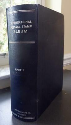 Great Collection A-Z in Battered Scott International Album   No Reserve!