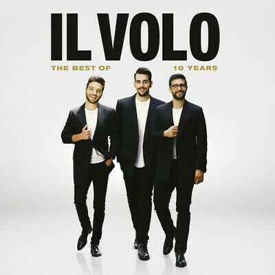 10 Years - The Best Of - Il Volo (2019, CD NIEUW)2 DISC SET